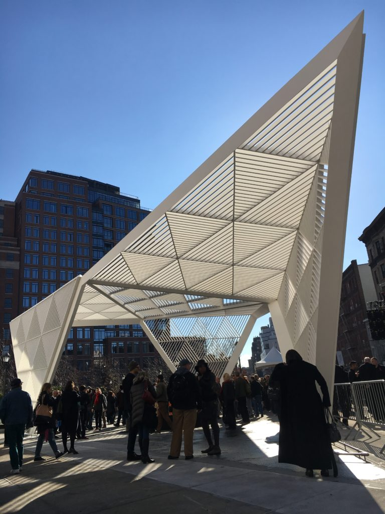 The New York AIDS Memorial, which is located in Greenwich Village in Manhattan, is now unveiled to the public to visit.