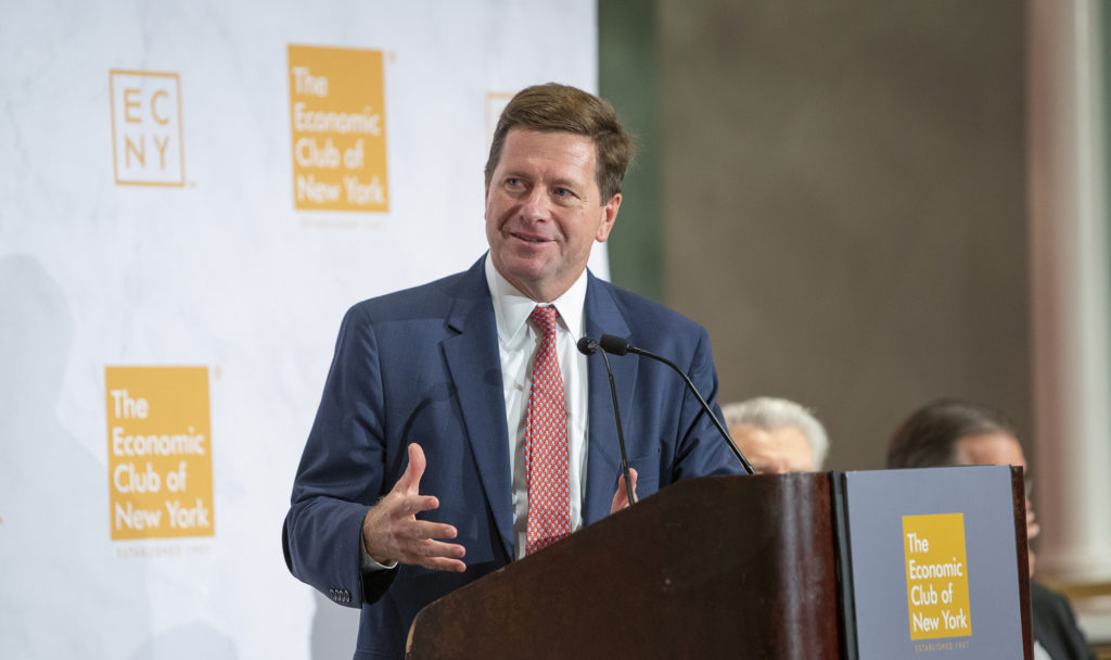 U.S. S.E.C. Chair Jay Clayton